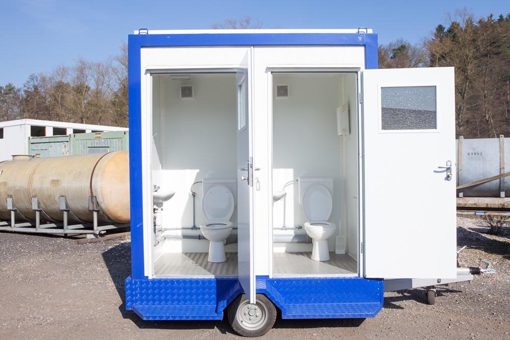 Miettoiletten Toilettenwagen 1-1