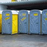 Mobile Toiletten - Baustellentoiletten