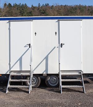 Miettoiletten / Toilettencontainer