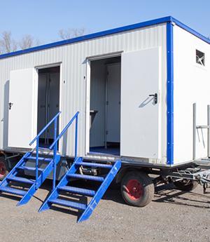 Toilettenwagen 5-2 Comfort