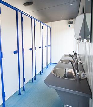 Toilettenwagen 7-2 Comfort