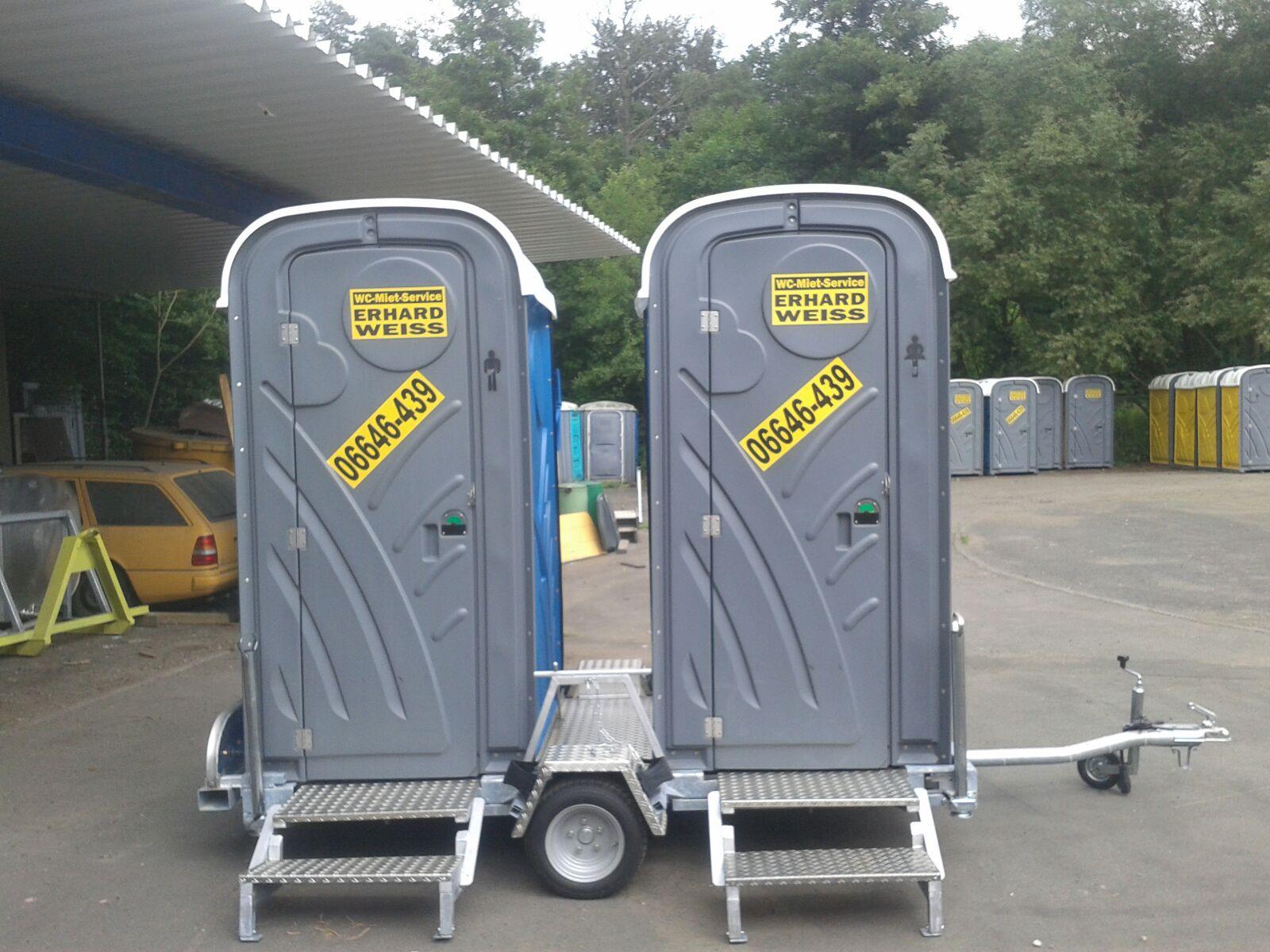 Mieten sie die Toilettenkabinen 1-1