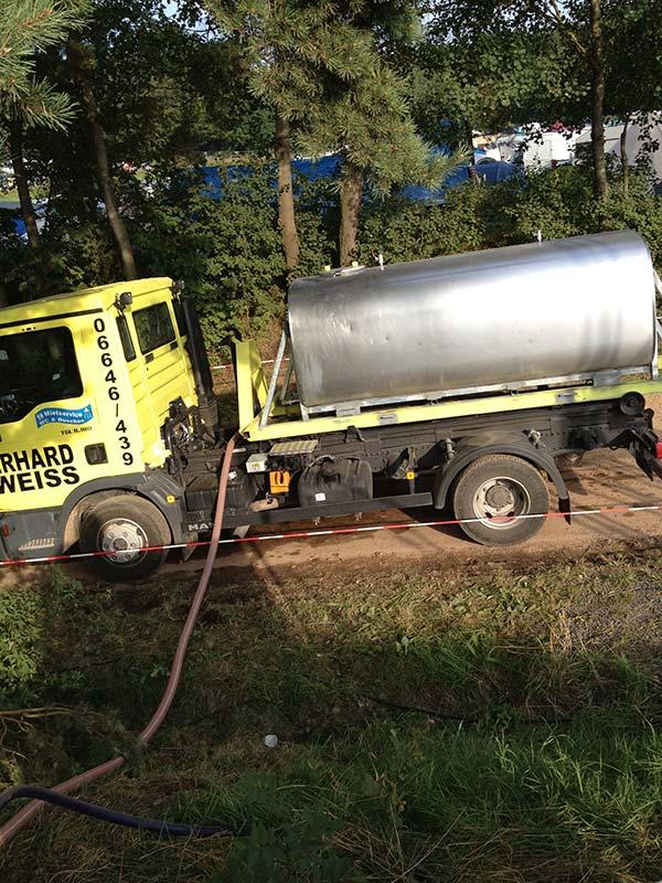Erhard Weiß - Trinkwasseranlage