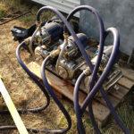 Pumpe für Trinkwassertanks