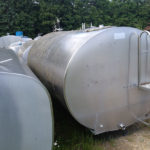 Wir bauen komplette Trinkwasser-Versorung auf grüner Wiese auf mit Trinkwasser-Lagerung + Trinkwasser-Transport