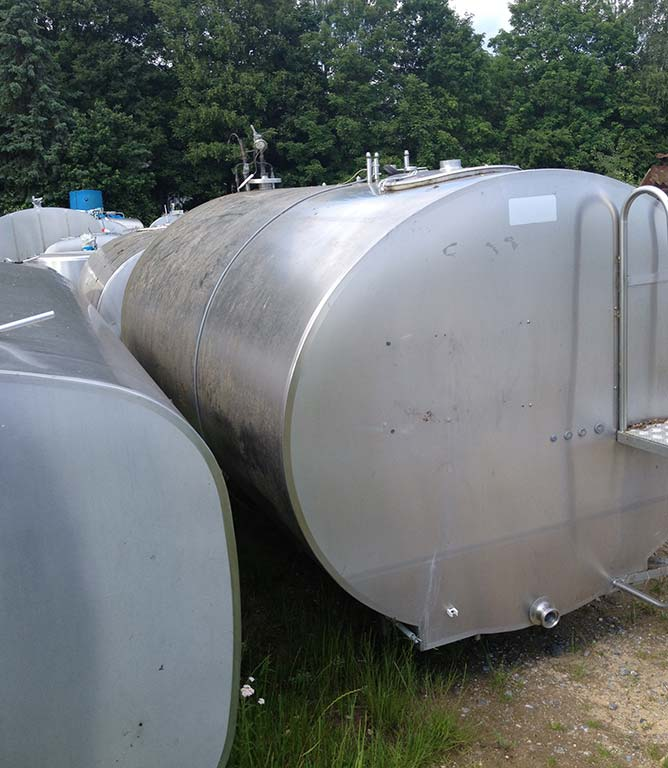 Trinkwassertanks