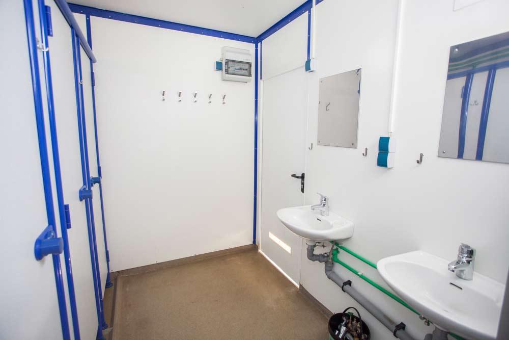 Mieten Sie Duschwagen für Ihre Veranstaltung