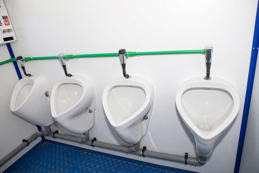 Toiletten zum mieten.