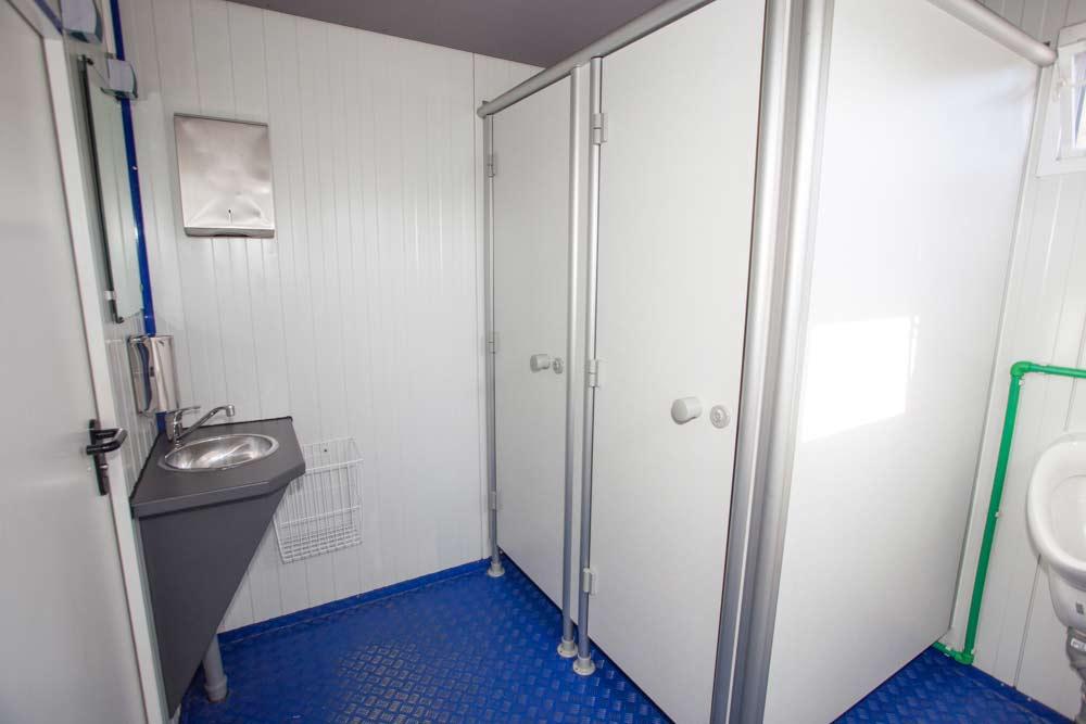 Mieten Sie Toiletten