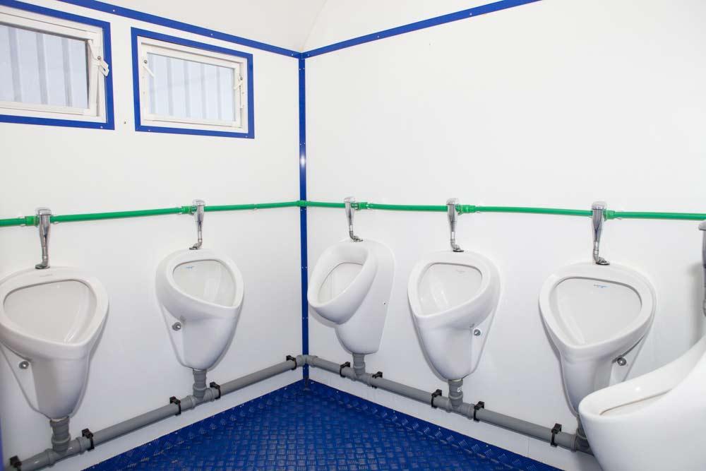 Mobil Toiletten